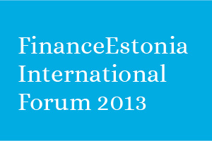 FINANCE ESTONIA INTERNATIONAL FORUM