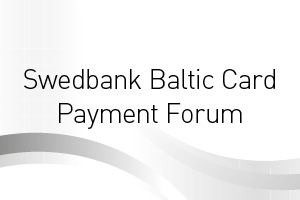 SWEDBANK CARD PAYMENT FORUM