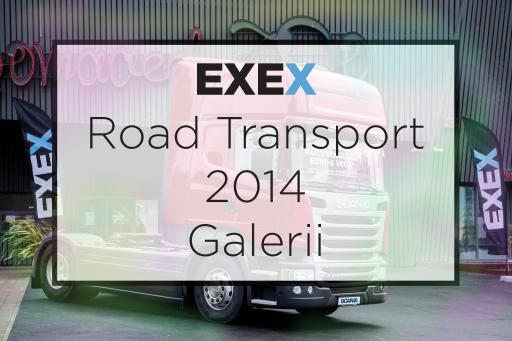 EXEX Road Transport 2014 Galerii