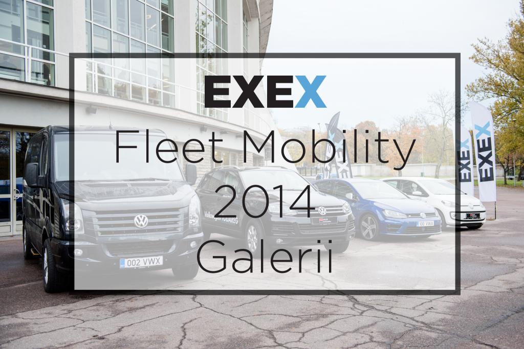 EXEX Fleet Mobility 2014 Galerii