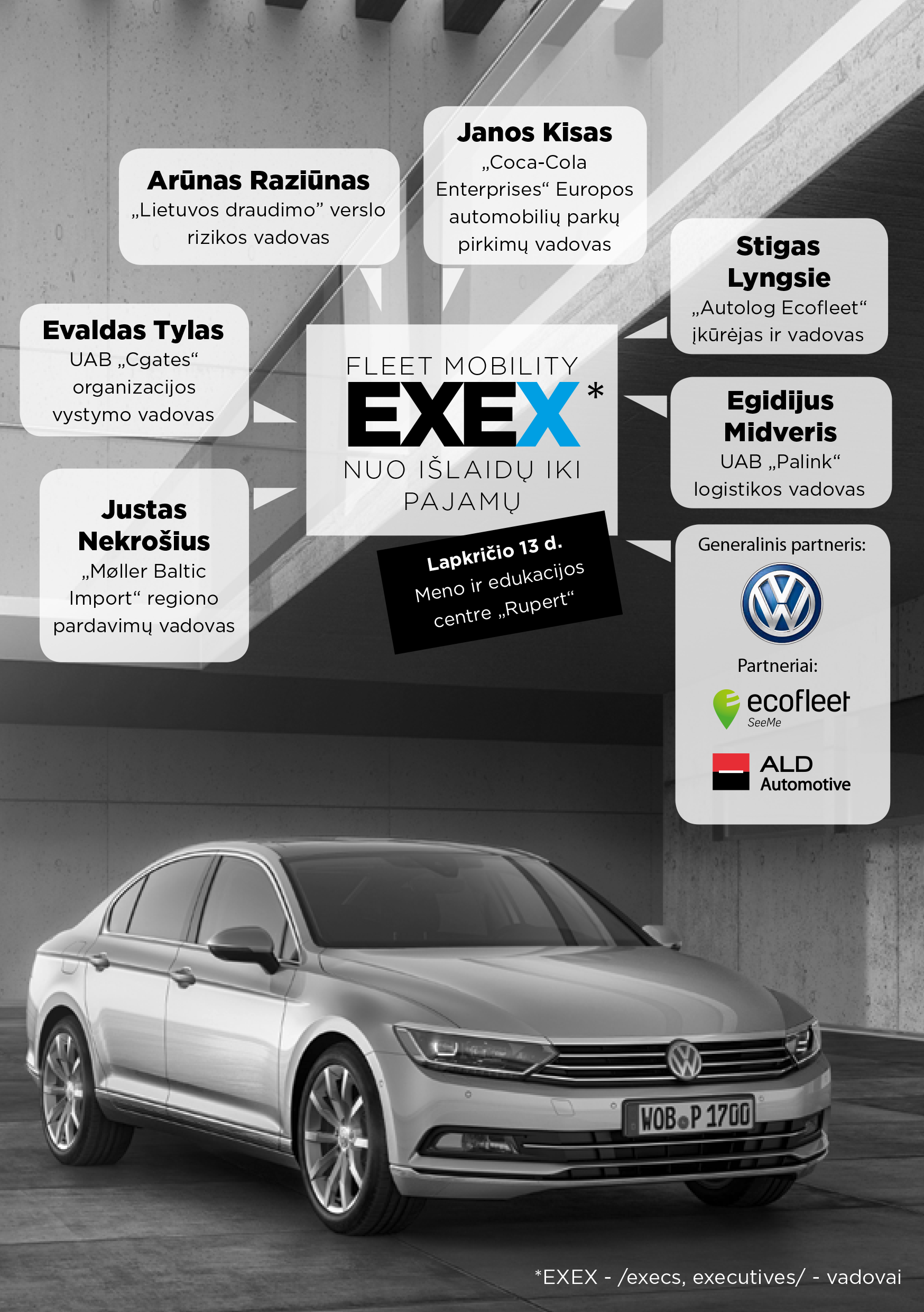 EXEX Fleet 2014 Forum Knyga