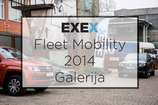 EXEX Fleet Mobility 2014 Galerija