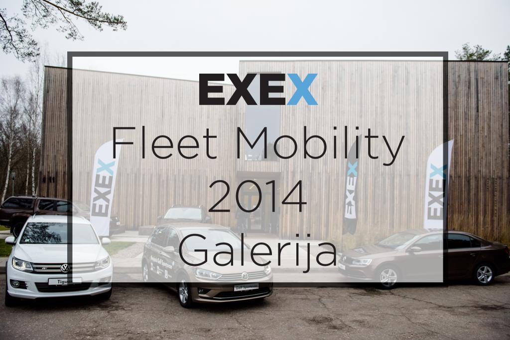 EXEX Fleet Mobility 2014 LT Galerija