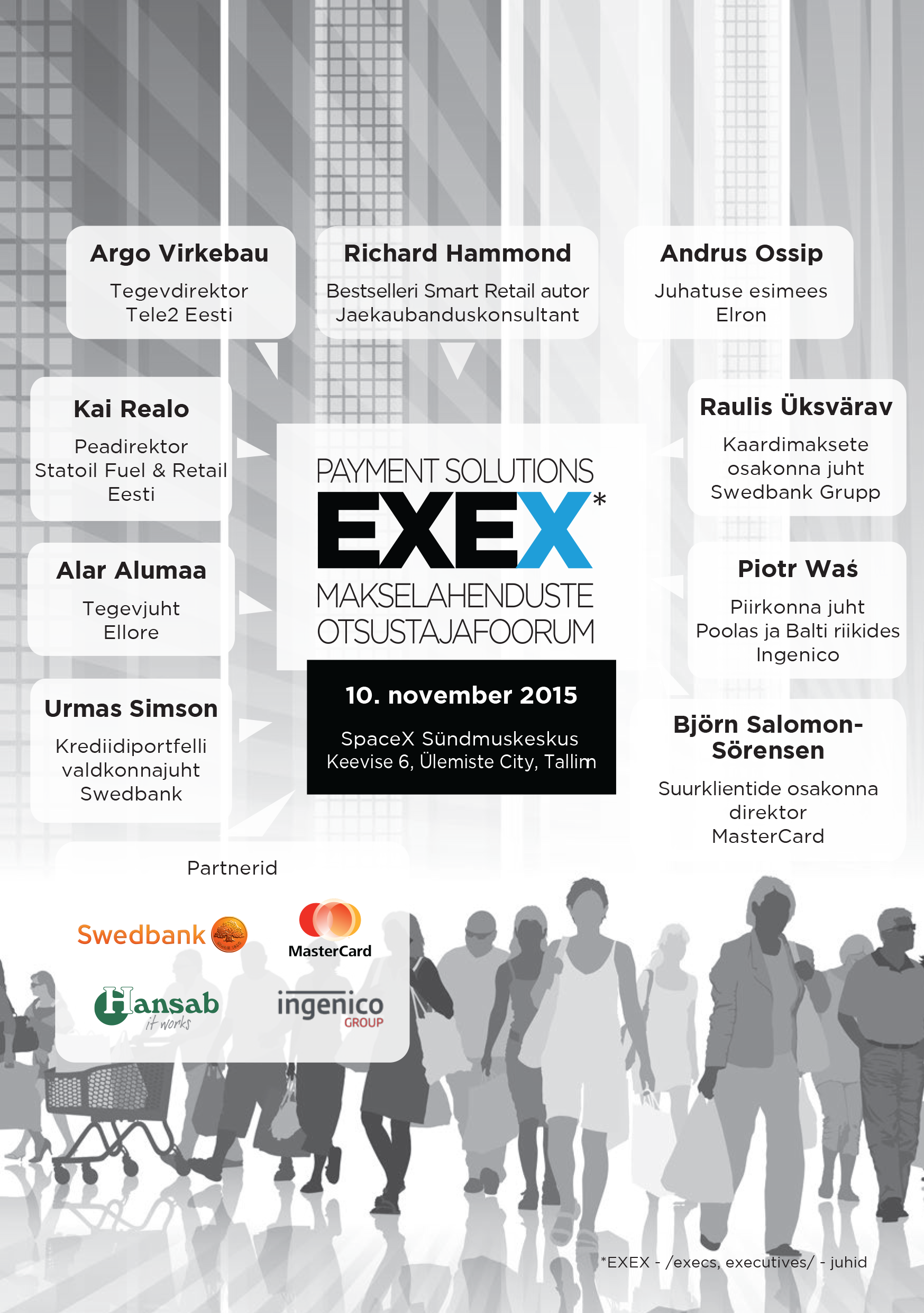 Payments EXEX 2015 raamat
