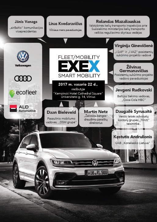 Fleet/Mobility EXEX 2017 Forum Knyga