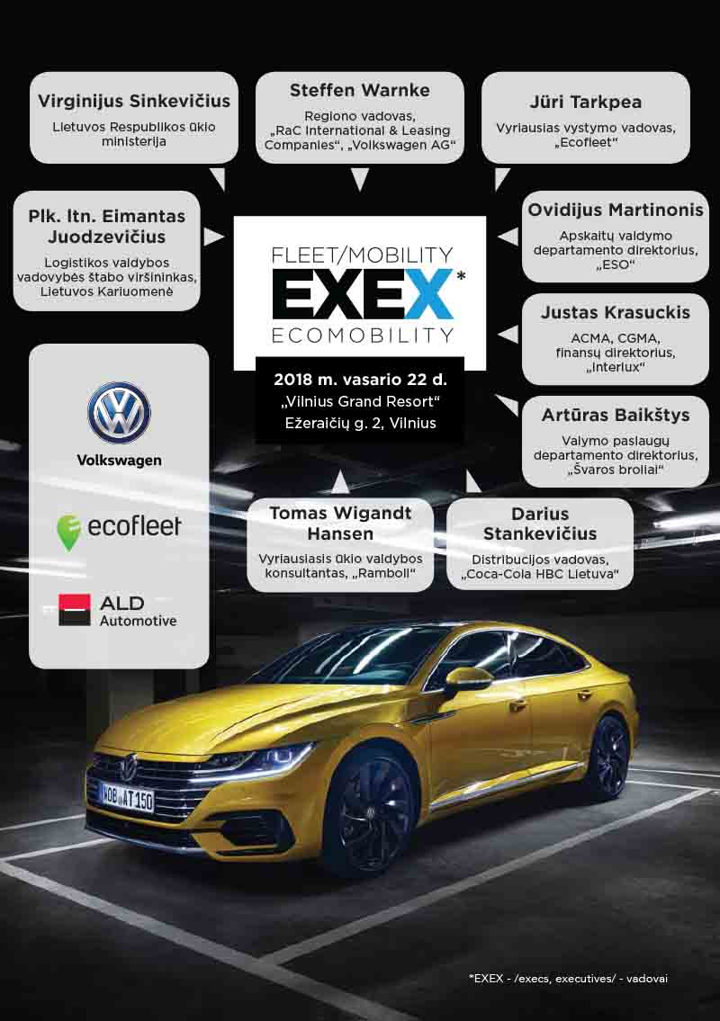 Fleet/Mobility EXEX LIT 2018 book