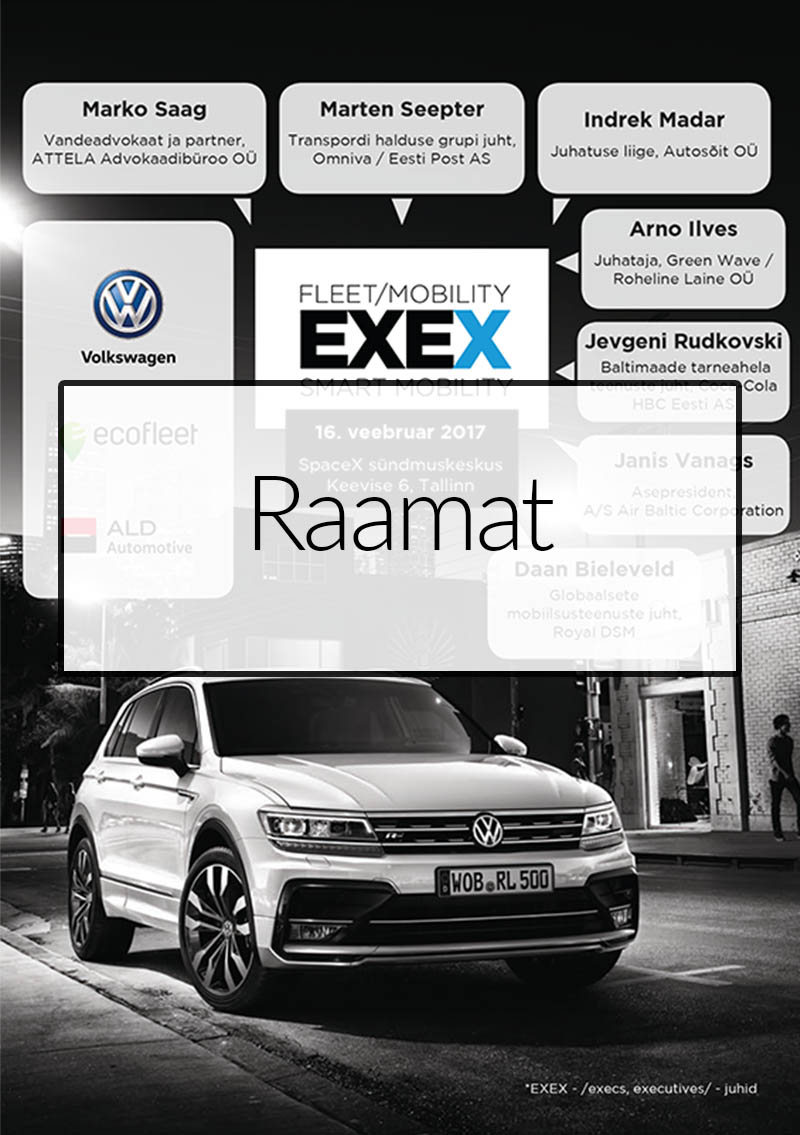 Fleet/Mobility EXEX 2017 raamat