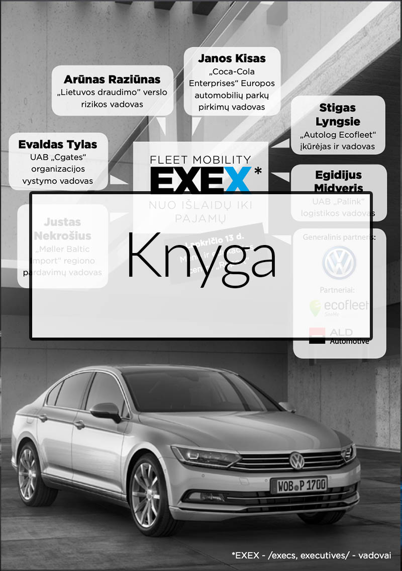 EXEX Fleet 2014 Forum Knyga